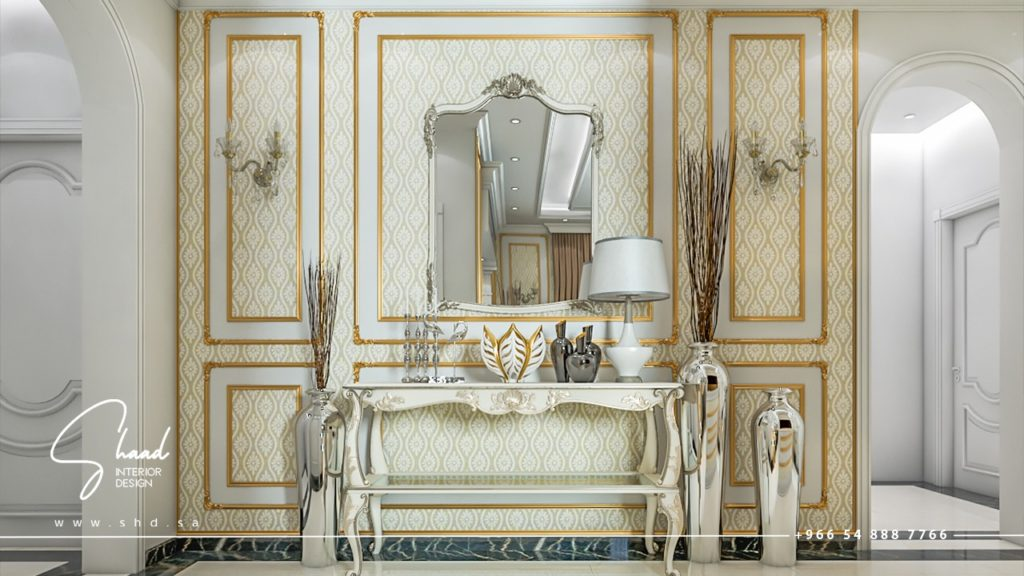 تصميم كلاسيكي غرف نوم